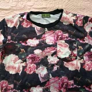 Coco Republic Floral Shirt