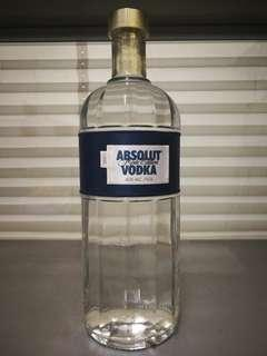Absolut vodka mode edition 100%new