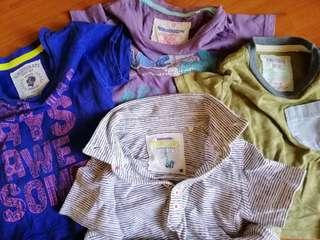 Gingersnaps shirts for babies