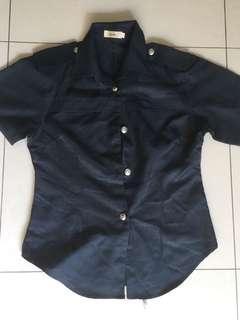 CISCO uniform top (lady) size L