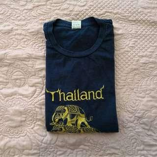 Colour Blue Thailand Shirt