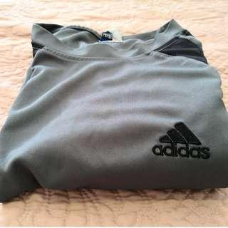 Adidas Grey Dri-Fit Shirt