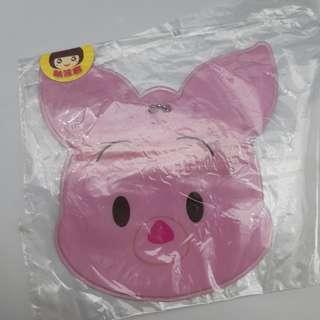 文具類: 日本豬仔散錢包、卡包