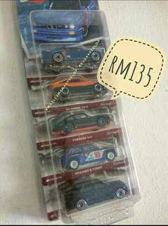 Hotwheels Modern Classic collection
