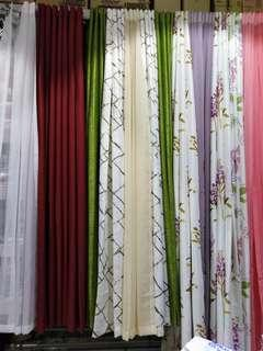 Style and Collections Long Curtain