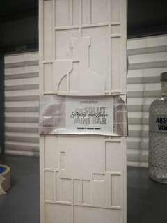 Absolut vodka limited edition 100%new