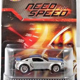 Hot Wheels Retro Custom Mustang Need For Speed