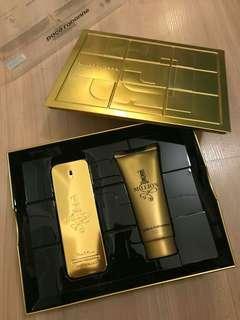 Paco Rabbane 1million Gift Set