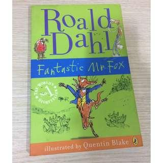 🚚 PROTECTIVE WRAPPING SERVICE AVAILABLE!        !!NEW CONDITION!!                 Roald Dah- Fantastic Mr Fox