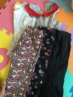 二手女童衫裙 18-24個月