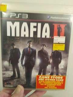 Mafia 2 PS3 Mafia II