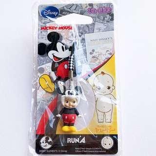 廸士尼米奇Mickey BB吊飾