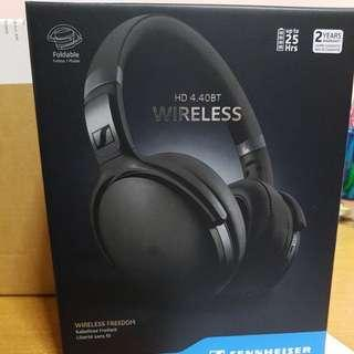 BNIB sealed Sennheiser HD 4.40 BT Wireless Headphone