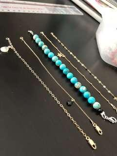 STAK CO. Bracelets