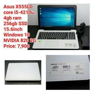 Asus X555LD core i5