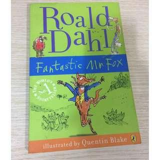 🚚 PROTECTIVE WRAPPING SERVICE AVAILABLE!       !! NEW CONDITION!!!       Fantastic Mr Fox- By Roald Dahl