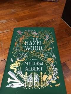 SIGNED The Hazel Wood by Melissa Albert (Exclusive Owlcrate Edition)