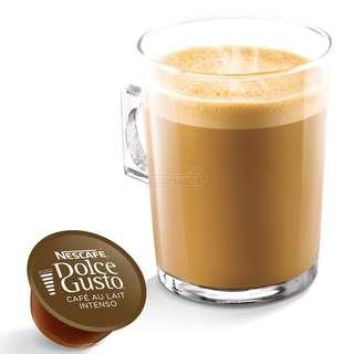 🚚 Nescafe Dolce Gusto Grande Intenso and Cafe Au Lait Set