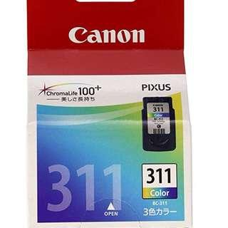 CANON INK CARTRIDGE BC 311
