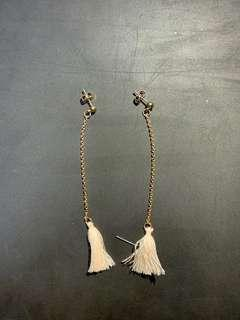 Dangled Tassel Earrings