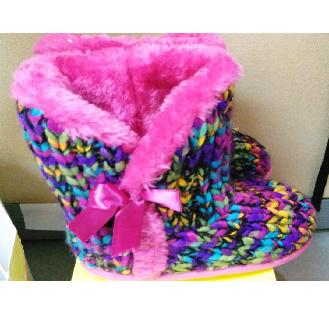 小孩靴子 boots