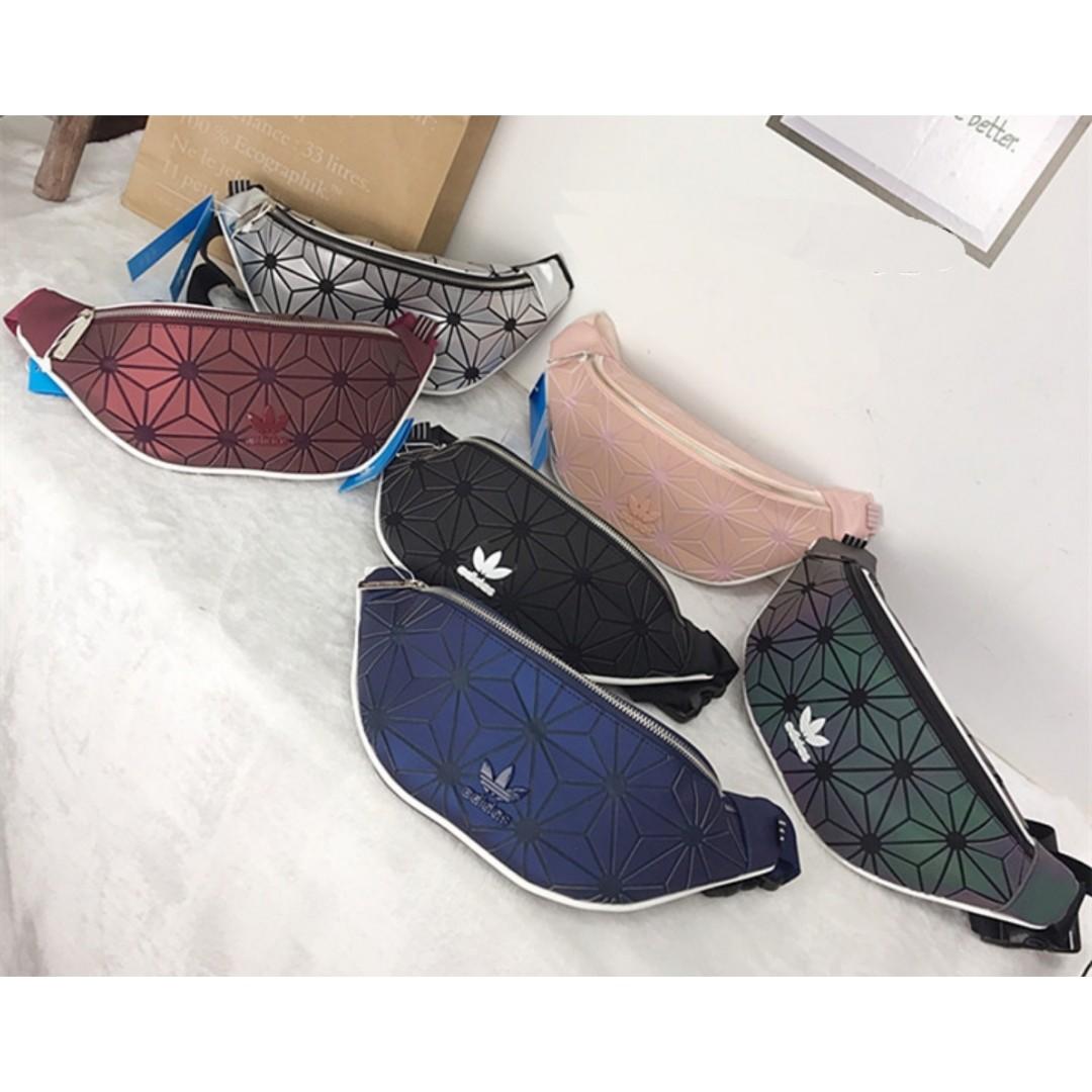 3ace6786a7d Adidas Issey Miyake Waist Bag 3D X - Travel School Unisex Women Men ...