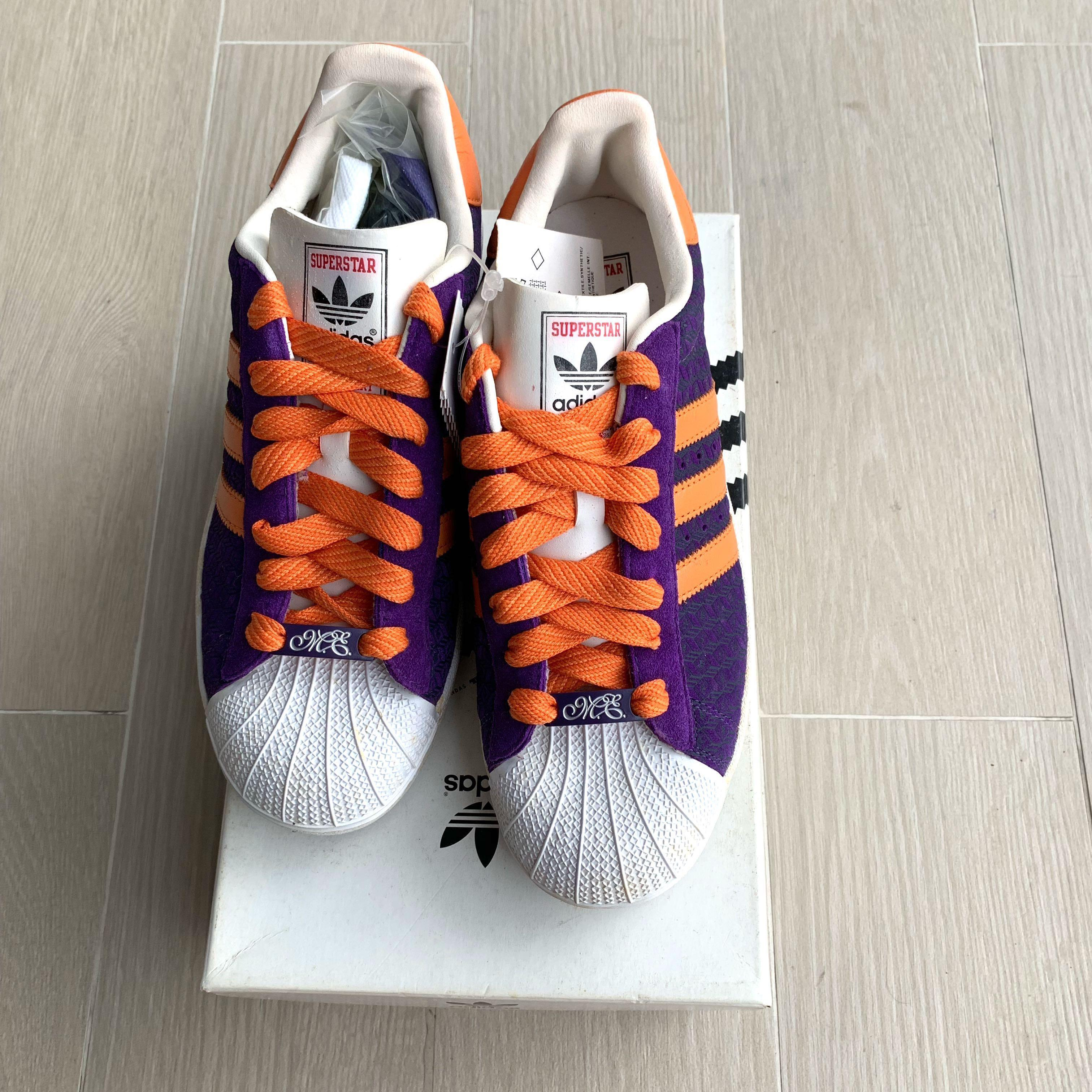skate shoes super popular classic shoes Adidas SuperStar 35th Anniversary Music Series Missy Elliot ...