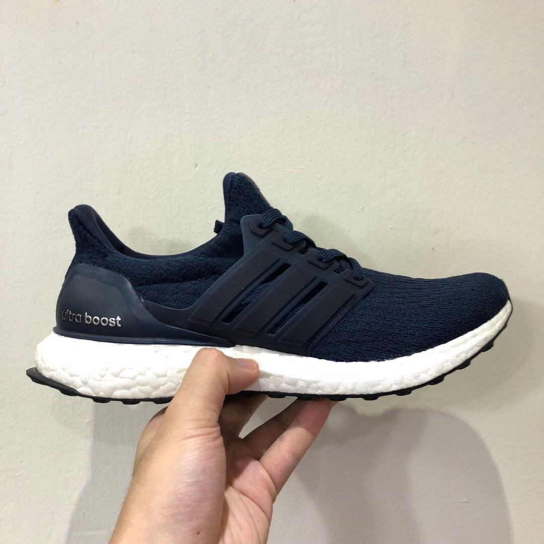 c4d18b0718f7 Adidas Ultra Boost 3.0 Navy