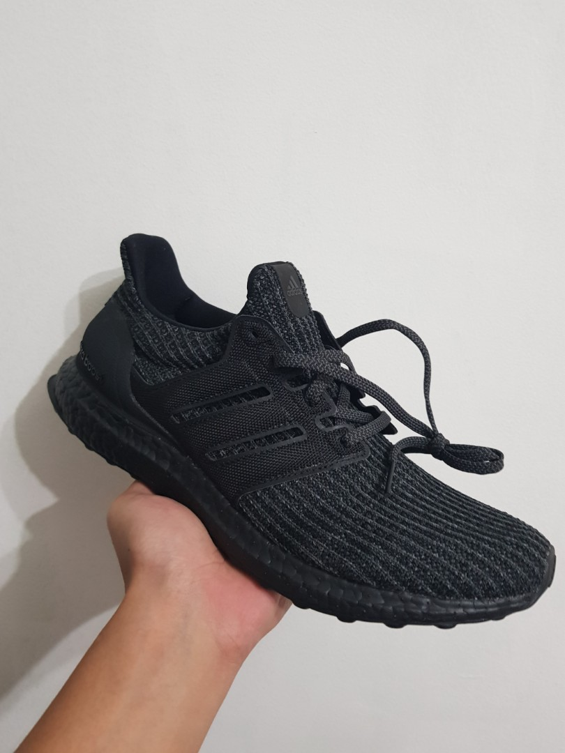 2d48a1bb1 Adidas Ultra Boost 4.0 Triple Black