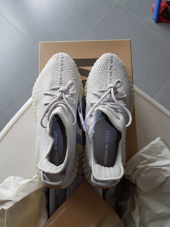 e02769fd62b50 Adidas yeezy boost 350 v2 sesame UK10.5 US11