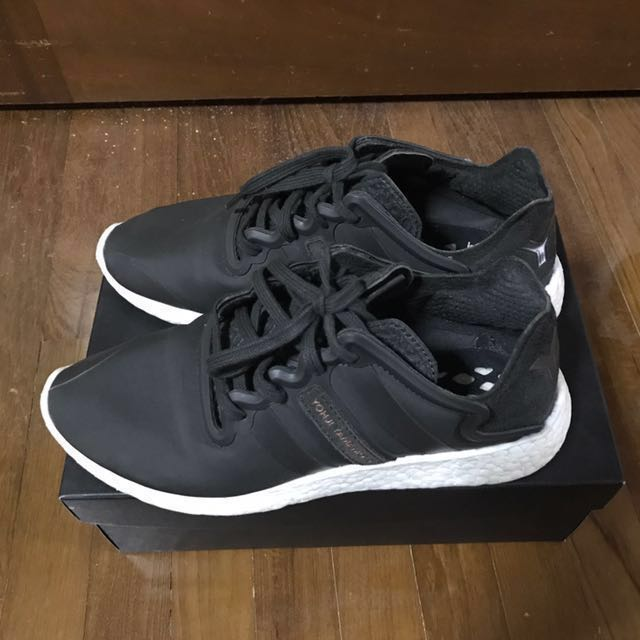 fashion buy popular release info on Authentic Adidas Y-3 Yohji Run Boost