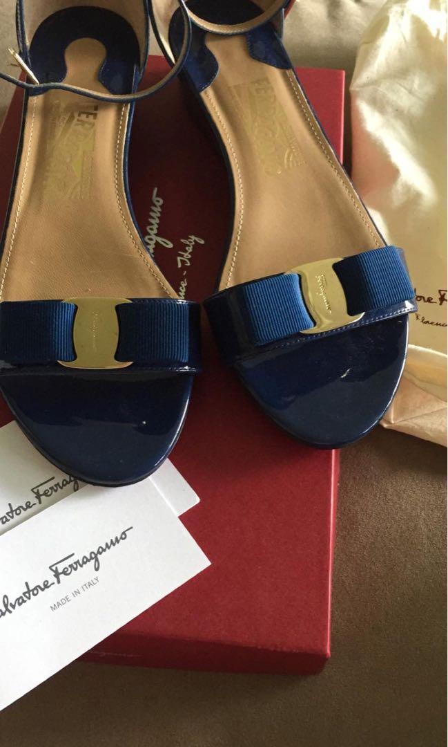 5916cc8f590 Authentic Salvatore Ferragamo Shoes