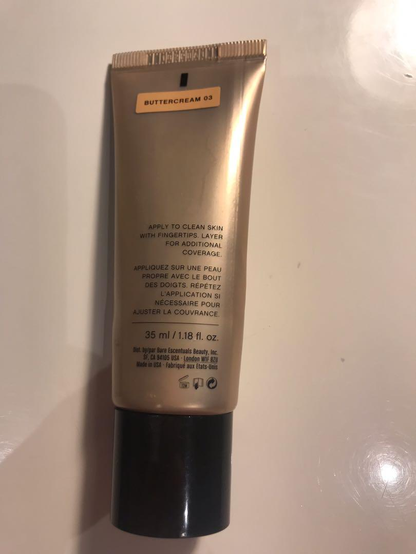 BareMinerals - complexion tinted hydrating gel cream