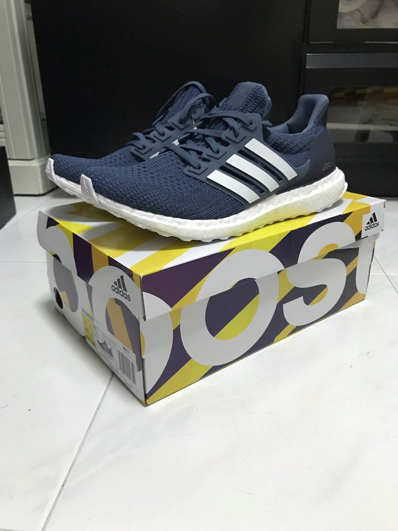 b3019b6c257 BELOW RTP  Adidas Ultra Boost 3.0 Blue