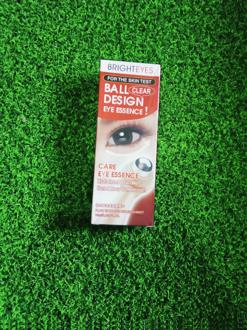 ... Eye Care Essence Essential. Source · Bioaqua brighteyes ball design -penghilang mata panda, Health & Beauty, Skin, Bath