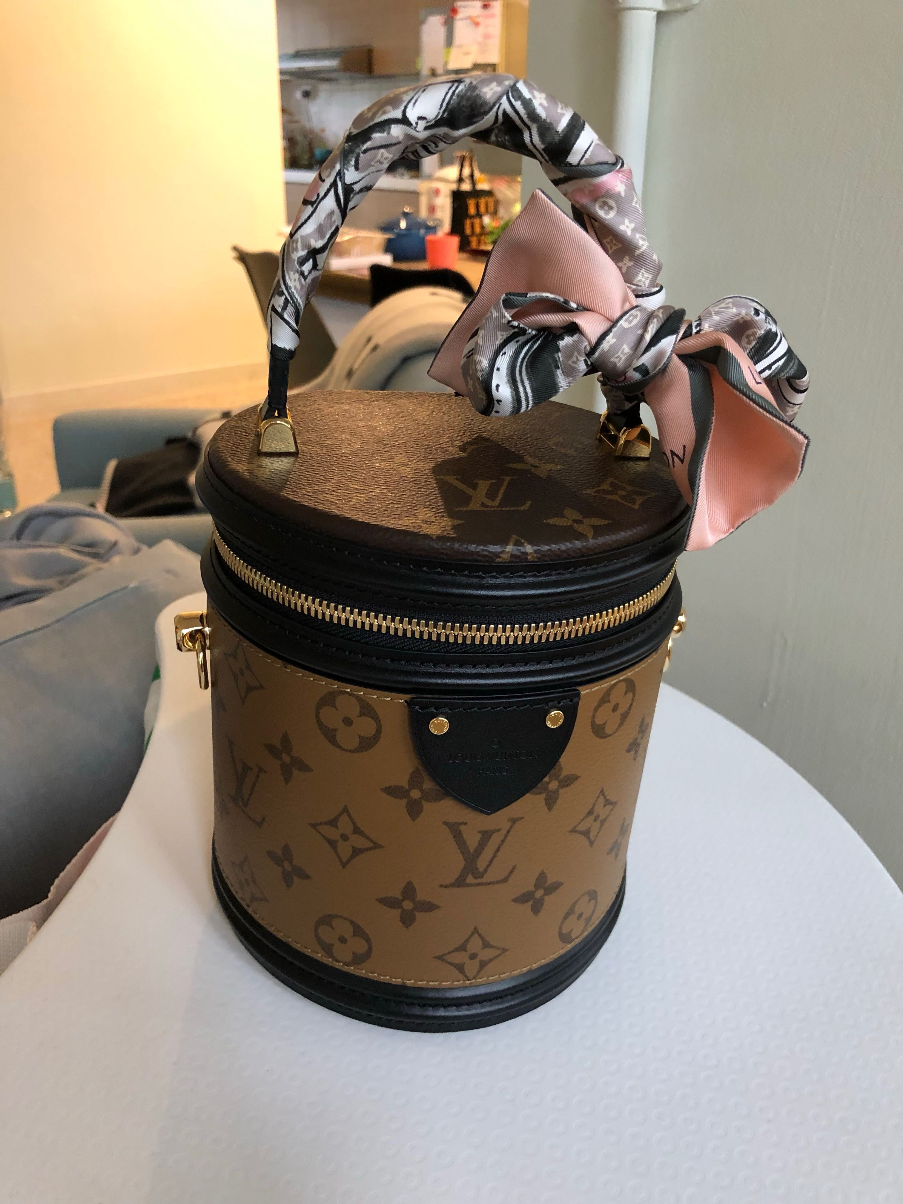 5a690219fe2 Brand New Louis Vuitton Cannes Bag  Rare  receipt bought in Tokyo ...