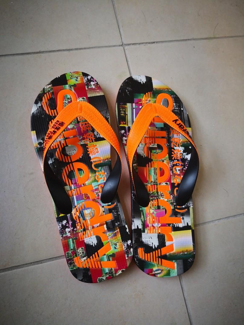 new styles b4e3f 9dd9f Brand New Superdry Flip Flops (Men). SIZE EU 40-42., Men's ...