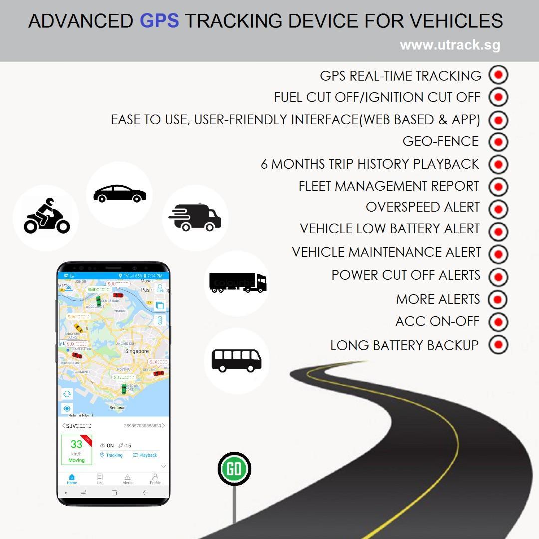 CAR Vehicle GPS/Tracking/Tracker/ENGINE CUT-OFF