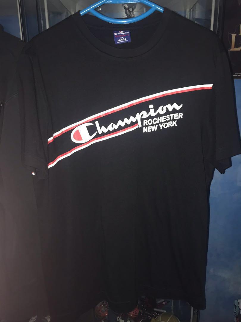 Champion Rochester New York T-Shirt 9a82bd02941