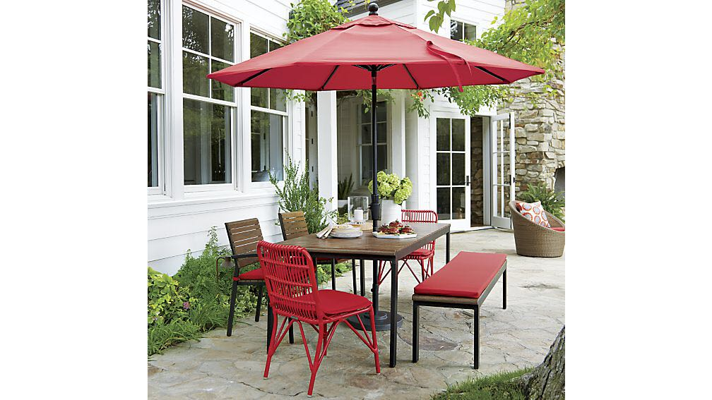 Share This Listing  sc 1 st  Carousell & Crate and Barrel Outdoor Umbrella Furniture Others on Carousell
