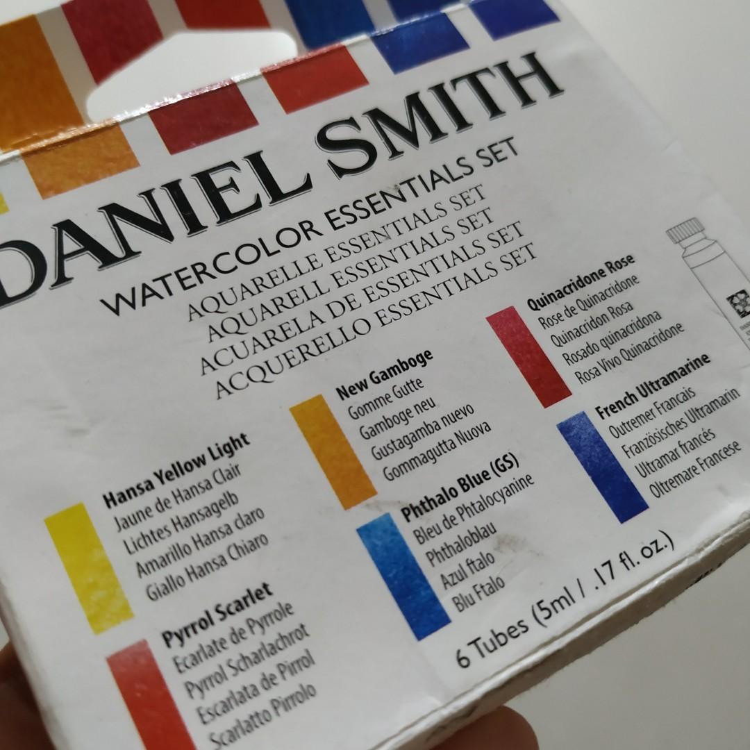 [RESERVED] Daniel Smith Watercolor Essentials Set