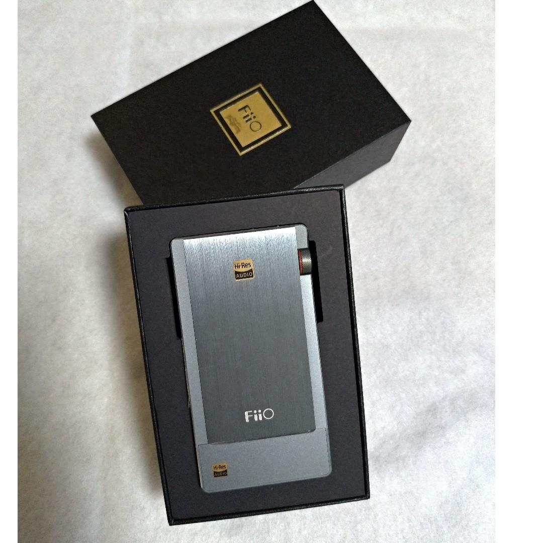 FiiO Q5 DAC and Headphone Amplifier (<6 Months old