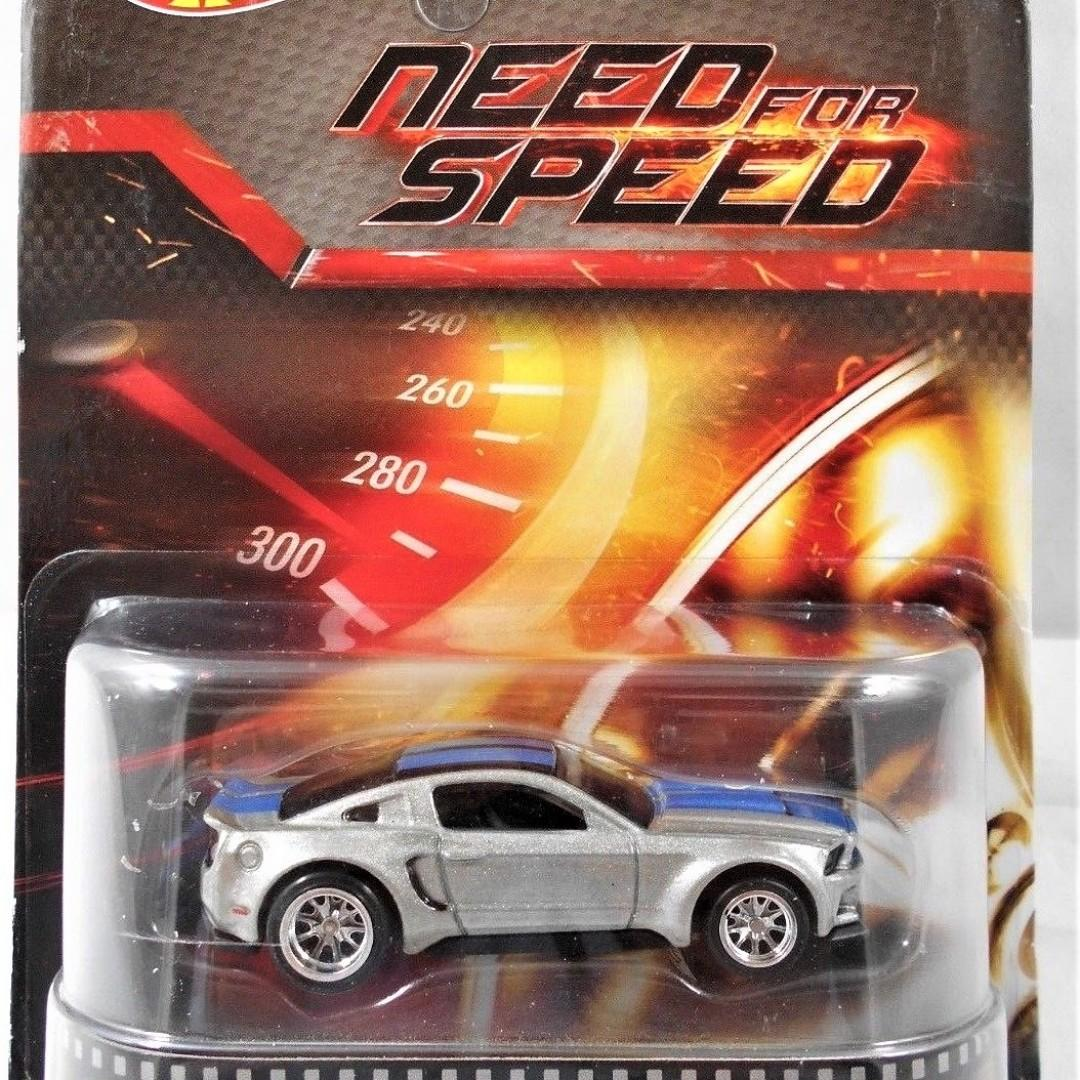 Hot Wheels Retro Custom Mustang Need For Speed Toys Games Others On Carousell