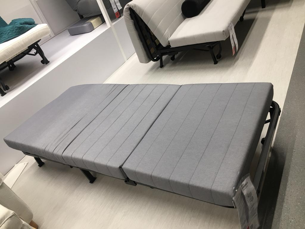 - IKEA Foldable Bed ( Can Fold Into Sofa), Furniture, Beds