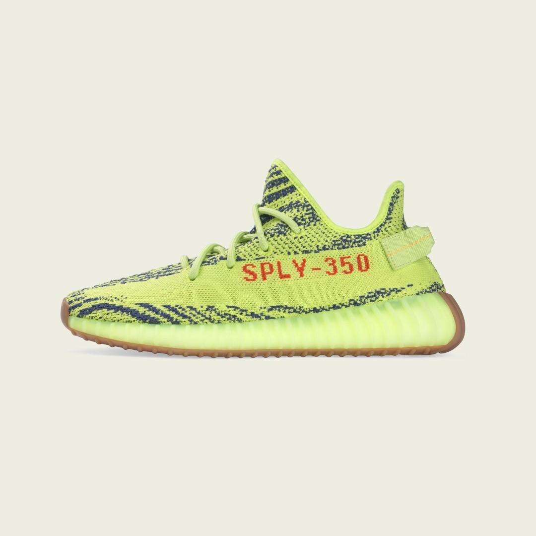 334b53368acd3 🔥In Stock🔥 UK8 10.5 11.5 12 Yeezy Boost 350 V2 Frozen Yellow ...