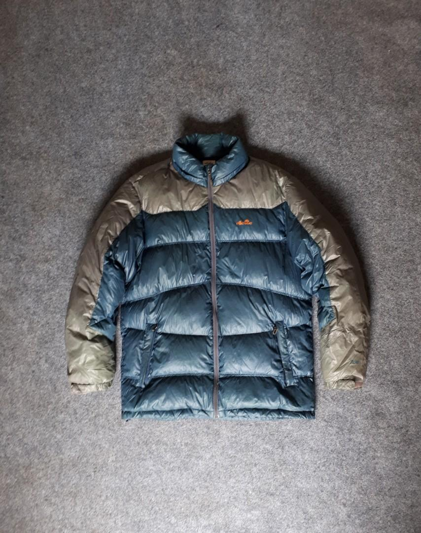 Jaket DOWN BULANG ELLESSE OUTDOOR not the northface salewa mammut marmot