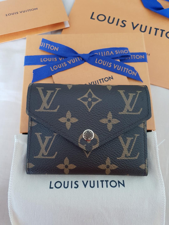 51d9650b0f8c Authentic Louis Vuitton LV Victorine Wallet