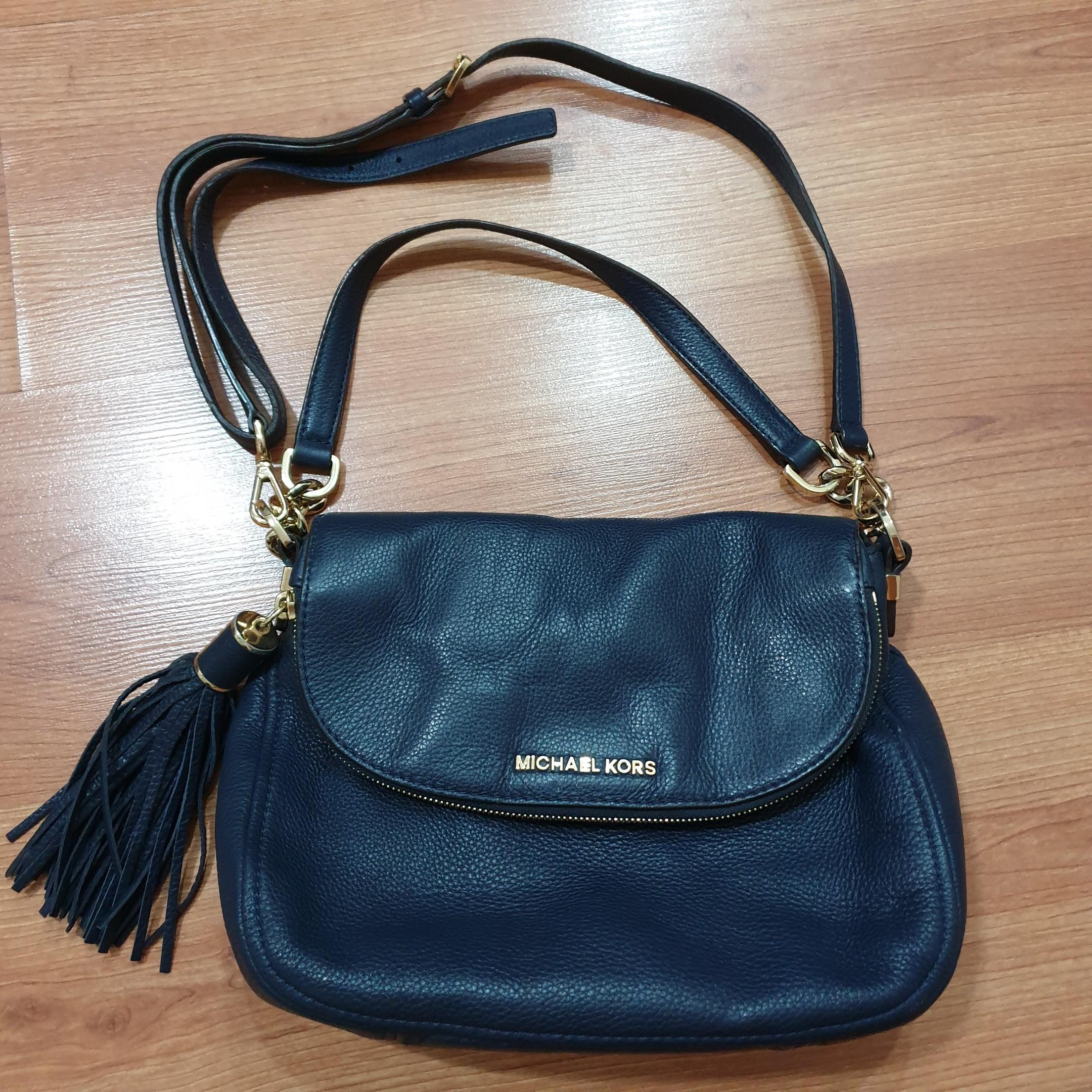 f34e3485cb5b Michael kors handbag/slingbag, Women's Fashion, Bags & Wallets ...