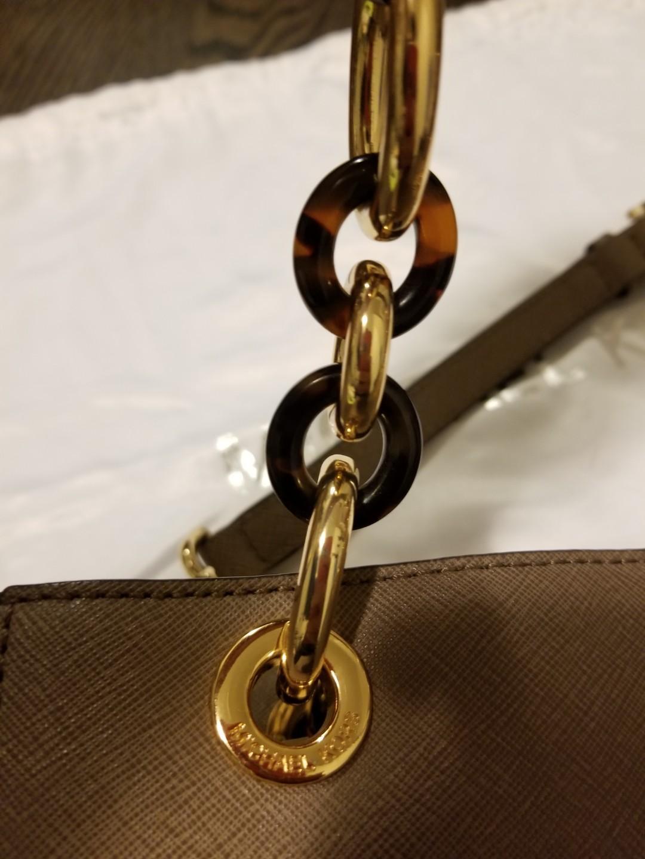 MICHAEL KORS Small Cynthia Satchel Bag