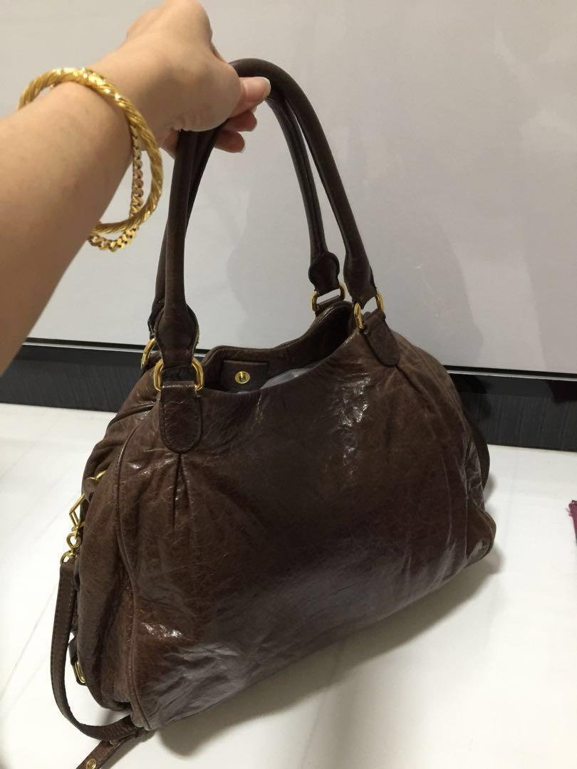 5e6c6ad77c3f Miu Miu Bag (Authentic) Negotiable
